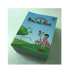 与豪彩印刷携手共赢 教育画册印刷品