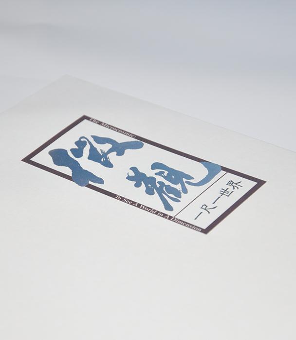 北京泰文楼美术馆微观画册印刷