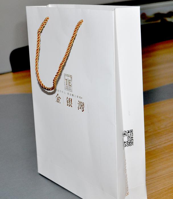 金银湾手提袋印刷