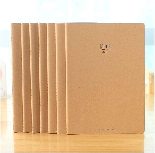 学生作业笔记本印刷