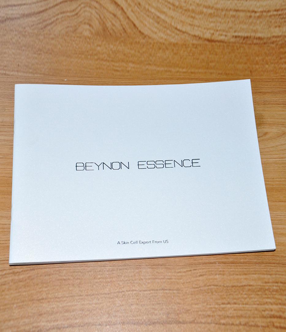 BEYNON ESSENCE碧诺诗宣传画册印刷